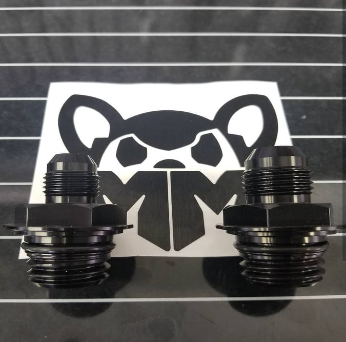 Oil Fill Adapters   mmsolutions