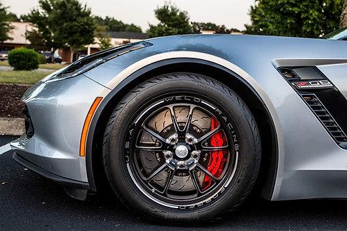 Z06 Drag Wheel Adapters