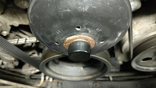 GM water pump cap