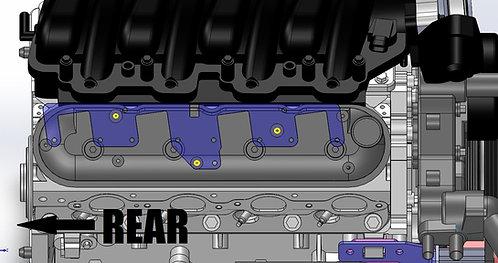 'Heatsink' LS Truck Coil Bracket