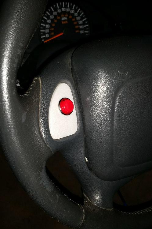 Steering wheel button bezels (4th gen F-Body)