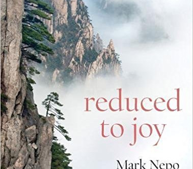 """""""Reduced to Joy""""- A Poetry Reading with Mark Nepo and Conversation About His New Book"""
