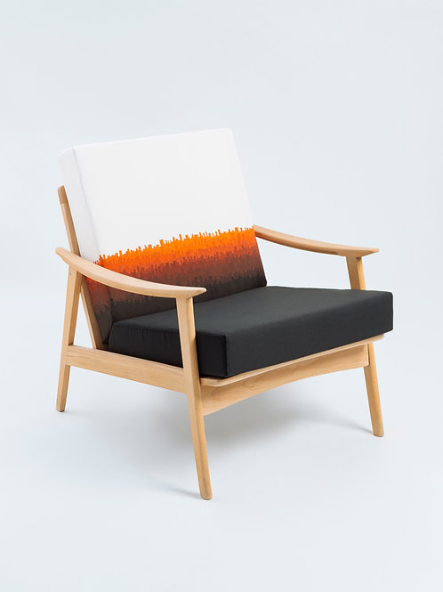 Buenos Aires - Armchair White