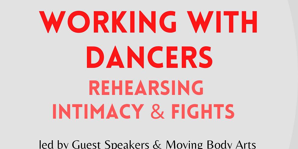 Coming Soon Webinar Series On: Working With Dancers