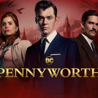 Pennyworth Season 2 (DC Entertainment)