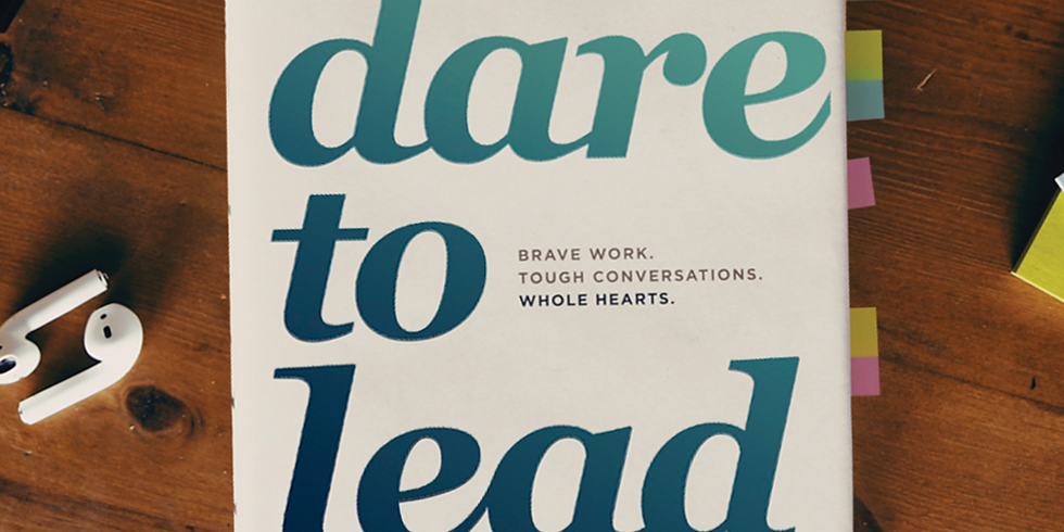 Dare To Lead™ - For Artists & Creatives