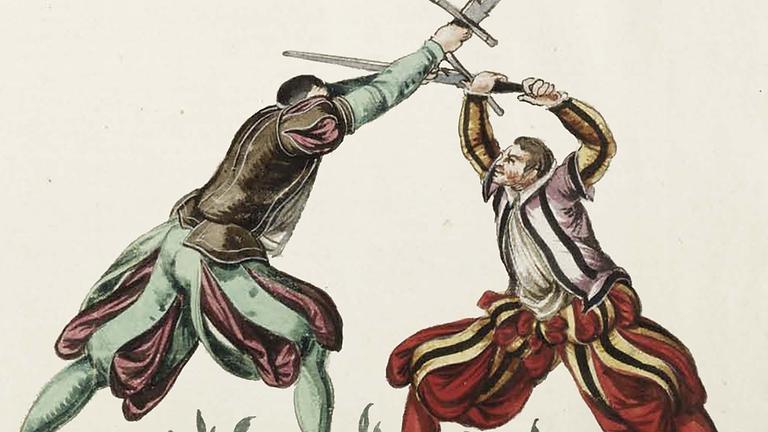 Staging Tudor & Elizabethan Violence
