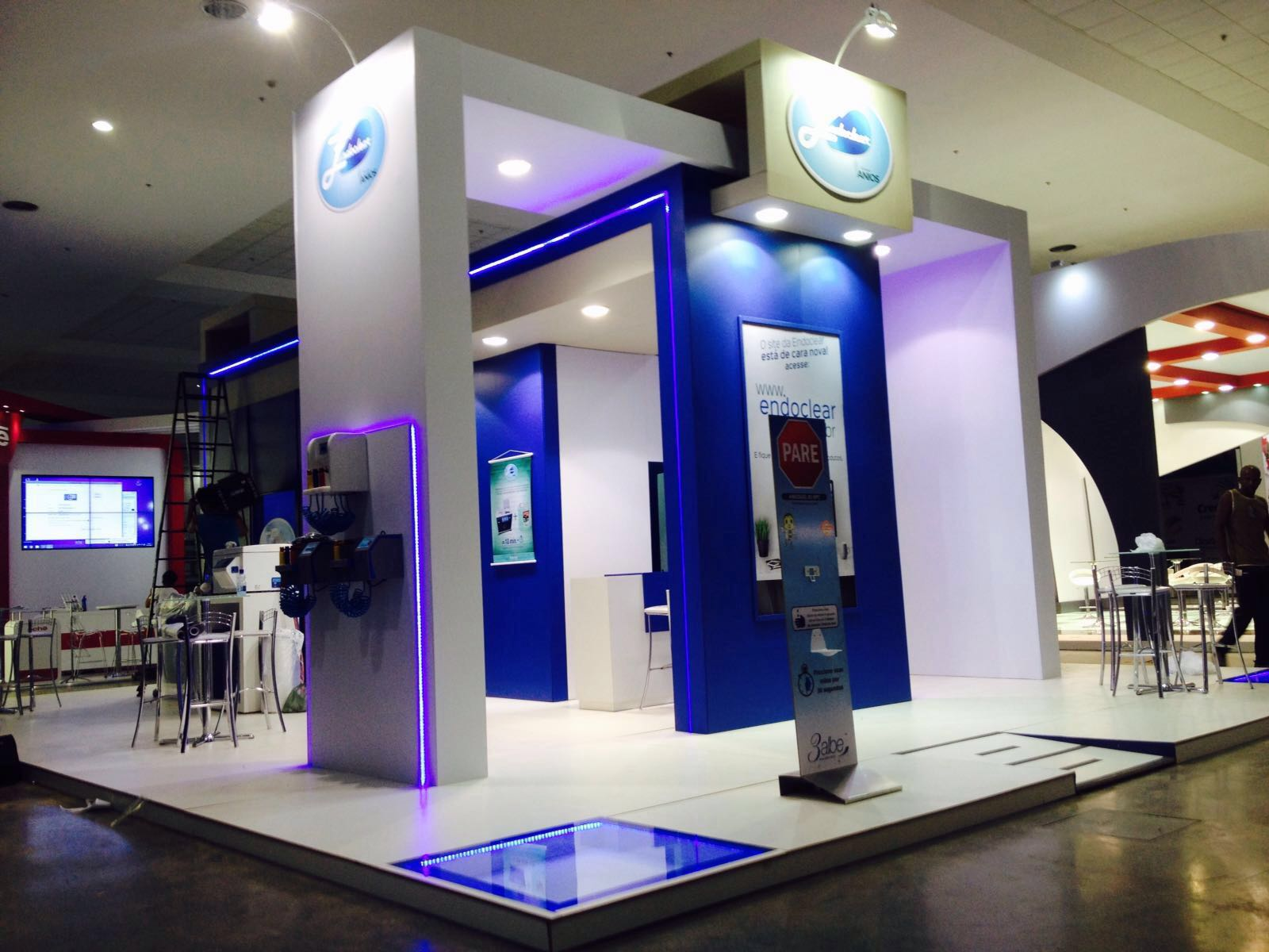 Stand Endoclear Feira