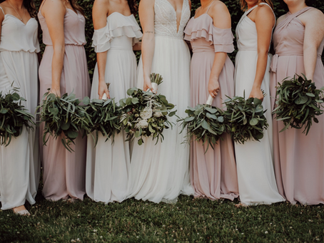 Tips for Choosing Your Wedding Party