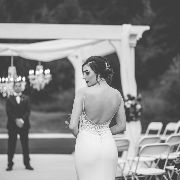 Rebecca + Blake | Silo Event Center | Plum Pretty Weddings