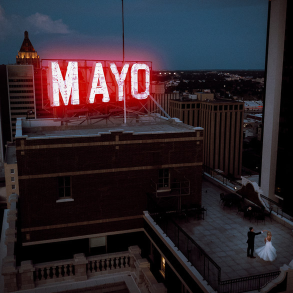 Brooke + Trevor | The Mayo Hotel | Haley Brownen Photography