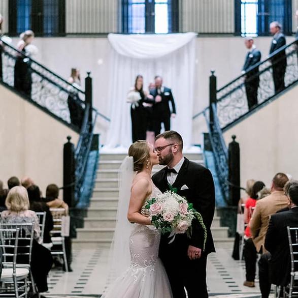 Abby + Mike | The Mayo Hotel | Emily Burney Phototography