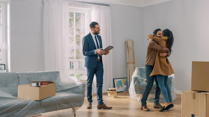 Experience mortgage professionals helping families figure out which mortgage is best for their home