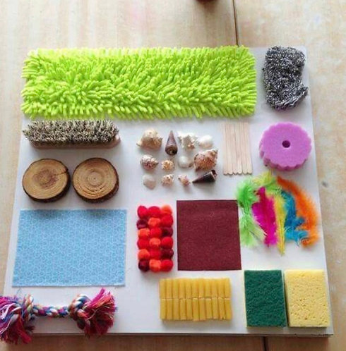 A baby led play toolkit