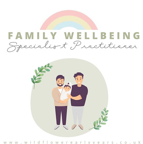 Wildflower Family Wellbeing Specialist Programme