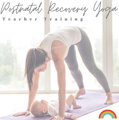 Postnatal Recovery Yoga Teacher Training