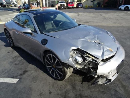 How to get the most money when selling a wrecked car