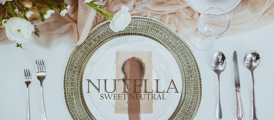 OPEN HOUSE 2019: NUTELLA INSPIRATION