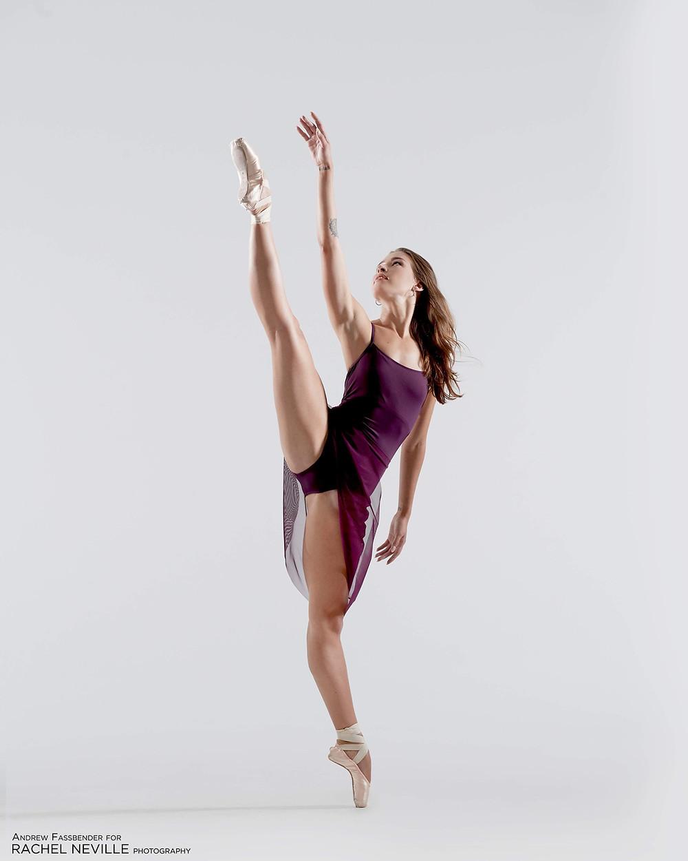 Ballet West soloist Chelsea Keefer
