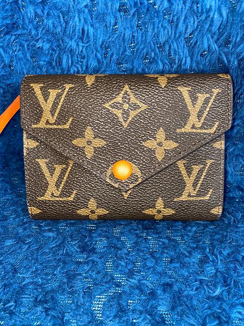 Monogram Victorine Wallet