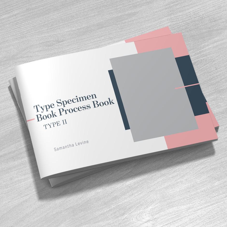 Bodoni Process Book