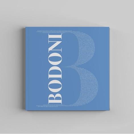Bodoni Booklet