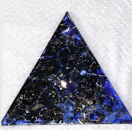 Lapis Lazuli Healing Pyramid