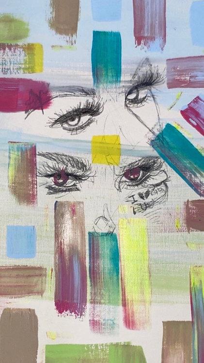 """""""Sketchy Feelings"""" (2017)"""