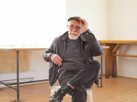 ARTIST STUDIO SERIES: Ron Simmer