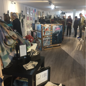 Pacific Arts Market: South Granville's Hottest New Destination for Creative Christmas Shopping