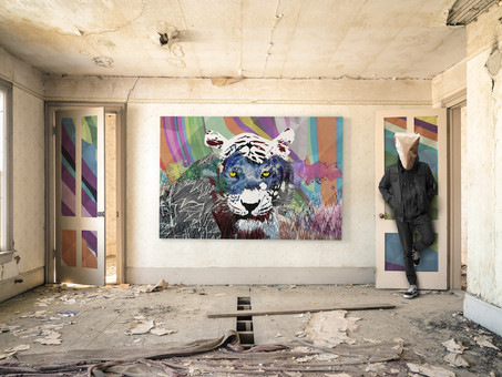 ARTIST STUDIO SERIES: Matthew Choy + Camila Meon