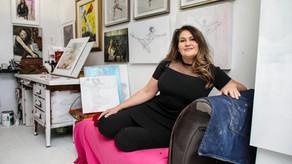 ARTIST STUDIO SERIES: Karen Lorena Parker