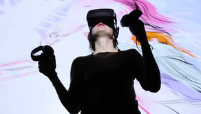Experience VR painting at Art Vancouver with Hammer & Tong