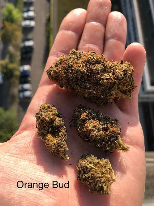 Orange Bud, Indoor, <0.2% thc, 1kg