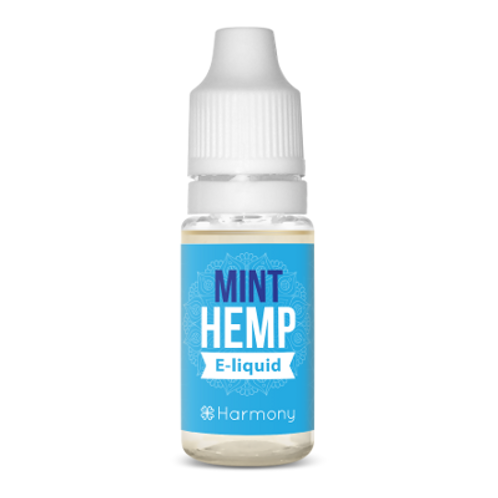 MEET HARMONY MINT HEMP 100MG CBD, 10ml