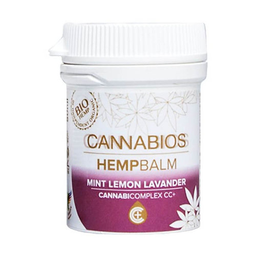 CANNABIOS MINT LEMON LAVENDEL BALSAM 50ML