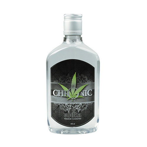 CHRONIC VODKA 0.5L FLACHMANN