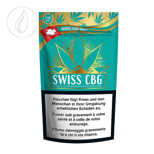 PURE EUROPE SWISS CBG 2GR