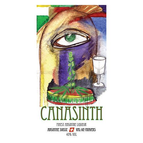 CANASINTHE ABSINTH LIKÖR 5DL