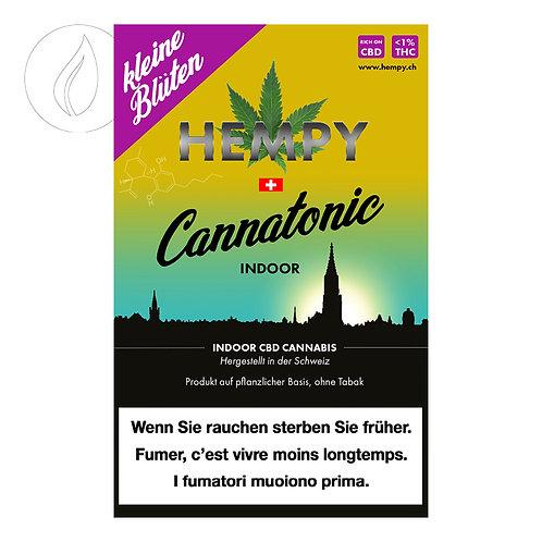 HEMPY CANNATONIC INDOOR KLEINE BLÜTEN 20Gr