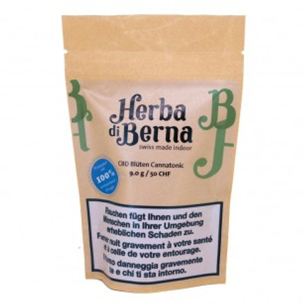 Herba di Berna Cannatonic Indoor 3.5gr
