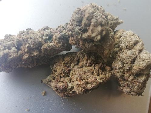 Silver Bud, <0.2% THC/<4% CBD, Indoor, 1KG