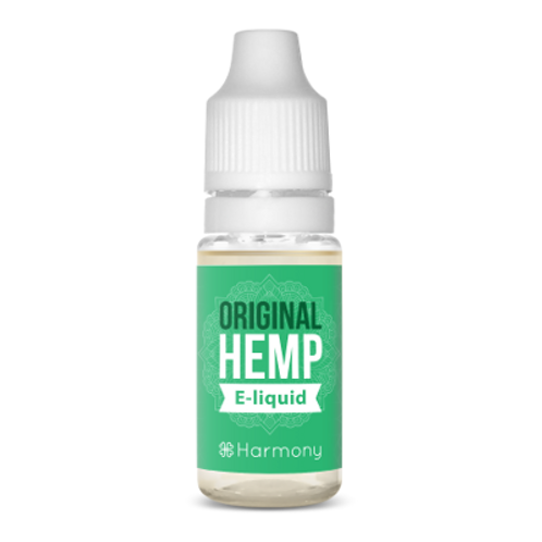 MEET HARMONY ORIGINAL HEMP 100MG CBD 10ml.