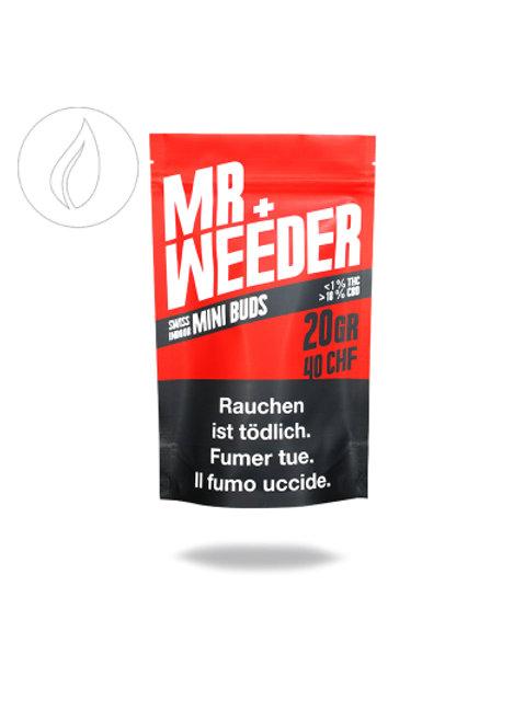 Mr. Weeder Mini Buds 20g