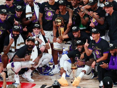 Lakers Looking to Repeat