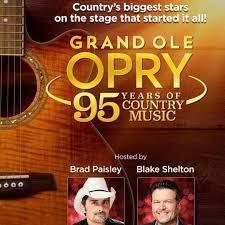 95 Years of Country At the Grand Ole Opry