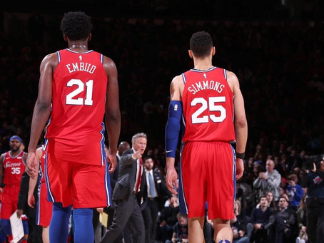 The Glooming Dark Cloud Over the Philadelphia 76ers