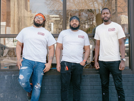 Lifelong Friends Open Pizzeria in Philadelphia to Change Lives of Formerly Incarcerated Individuals