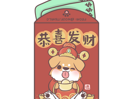 Sticker Trading, A Pup's Version of Penpals