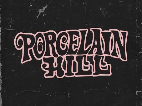 Porcelain Hill: Self-Titled, Old School Rock